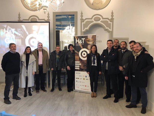 Presentación del Salón H&T 2019 en Córdoba