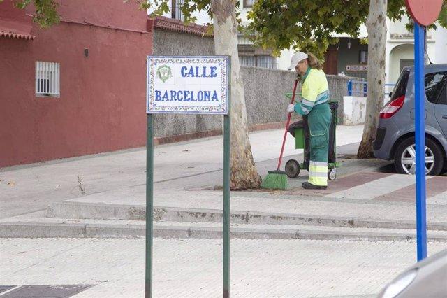 Convocatoria de empleo público en Mairena