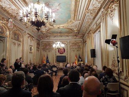 """Delgado pide """"defender"""" la libertad de culto y la diversidad religiosa en España """"frente a populismos y extremismos"""""""