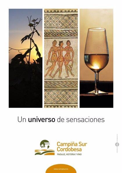 El paisaje, la historia y el vino de la Campiña Sur Cordobesa estarán presentes en Fitur