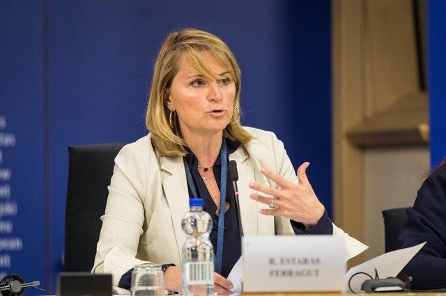 Eurodiputada del PP, Rosa Estaràs