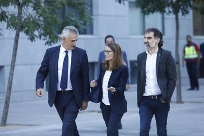 """La defensa de Cuixart impugna ante el TS un vídeo de la Fiscalía por """"dar lugar a confusión"""""""