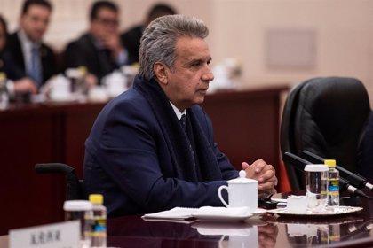 El presidente de Ecuador anuncia recursos urgentes para combatir la corrupción