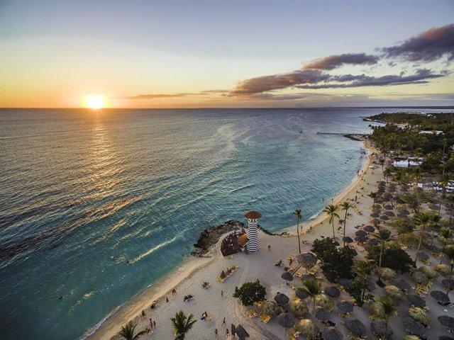 República Dominicana playa