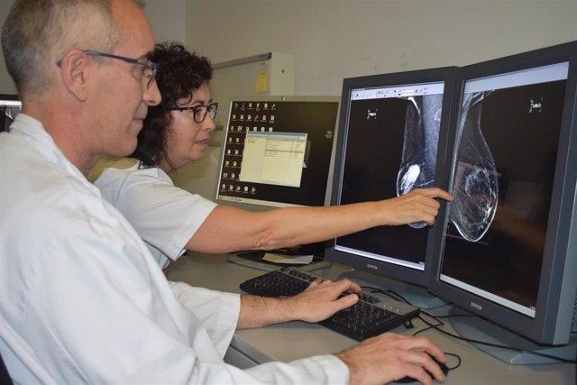 Programa de detección precoz de cáncer de mama de Girona