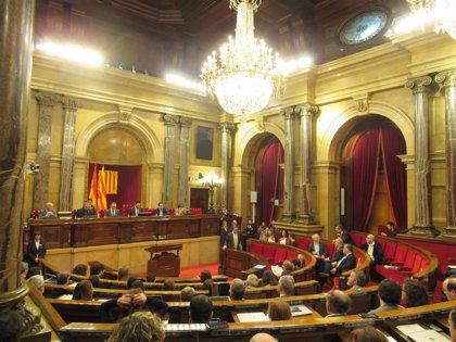 El Parlament activa este viernes la ponencia para reformar su reglamento