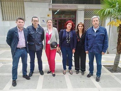 El PSOE pide el aumento de la partida para el estudio informativo de la línea férrea Guadix-Lorca