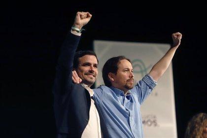 Garzón se alinea con Pablo Iglesias y remarca que IU concurrirá con Podemos