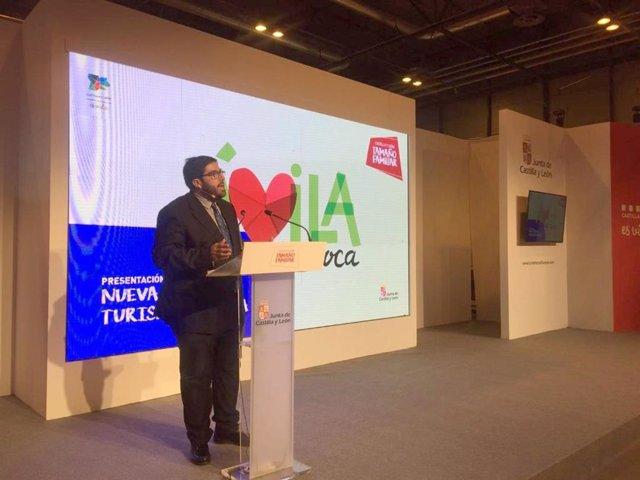 Presentación de la oferta que la Diputación de Ávila llevará a Fitur