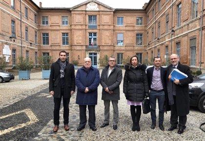 Cantabria defiende en Toulose la continuidad de Interreg Sudoe a partir de 2020
