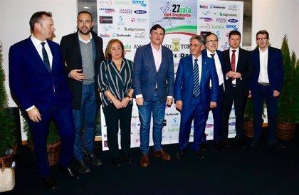 La Gimnástica, Alberto Gómez y 200 deportistas reconocidos en la Gala del Deporte