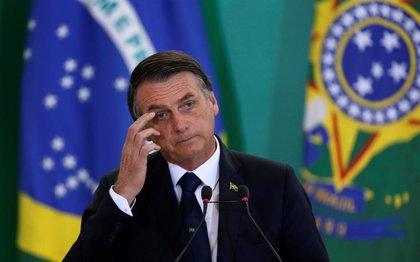 """Bolsonaro se compromete a """"restaurar la democracia"""" en Venezuela"""