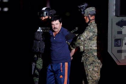 """Una examante de 'El Chapo' asegura estar """"traumatizada"""" tras tener que escapar a través de un túnel en 2014"""