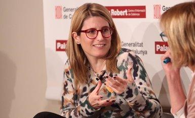 Artadi demana al Govern espanyol que la taula de diàleg de partits inclogui Podem (GENERALITAT DE CATALUNYA)