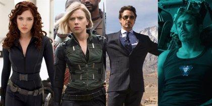Los Vengadores de Marvel se suman al 10 years challenge
