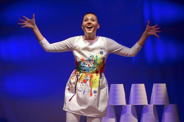 Susana Almahano teatro compañía colores málaga teatro cánovas