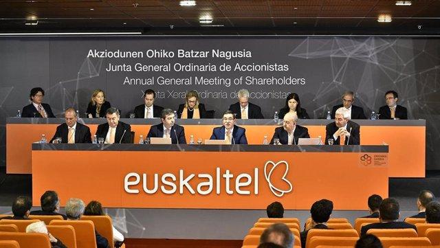 Junta de Euskaltel