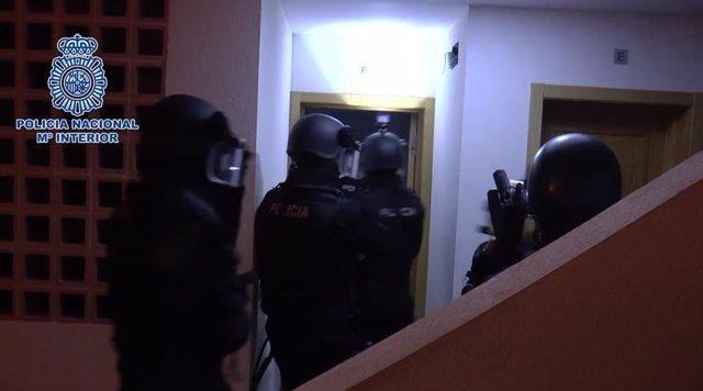 La Policía Nacional detiene en Manilva (Málaga) a un hombre por yihadismo