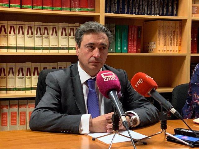 Presidente Asociación Francisco de Vitoria, Raimundo Prado