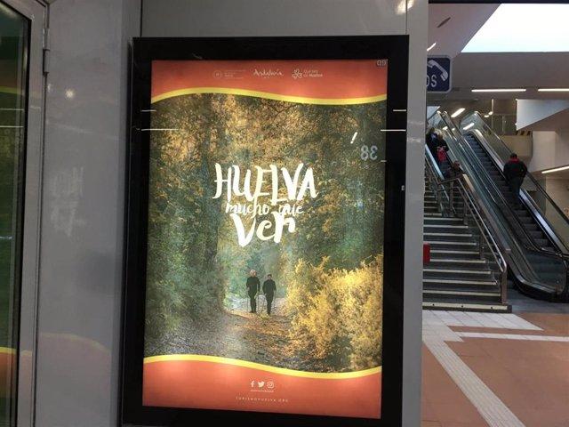 La provincia de Huelva se promociona en Madrid