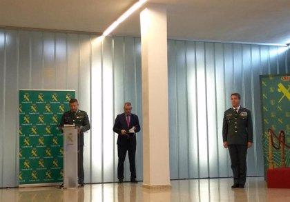 Alejandro Hernández toma posesión como Jefe de la Zona de la Guardia Civil en Baleares