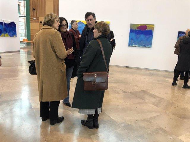 Biblioteca Central acoge exposición de Susana Reberdito y Sara Morante
