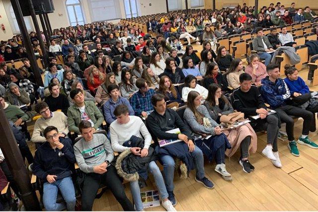 Uclm: La Uclm Inicia Hoy La Campaña Informativa A Estudiantes Preuniversitarios