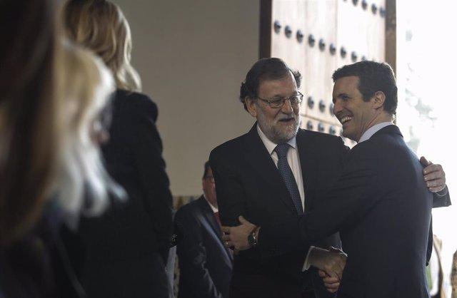 Acto de toma de posesión de Juanma Moreno como presidente de la Junta de Andaluc
