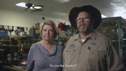 El debate sobre el muro inspira a Aeroméxico a crear una campaña para los estadounidenses apáticos con México