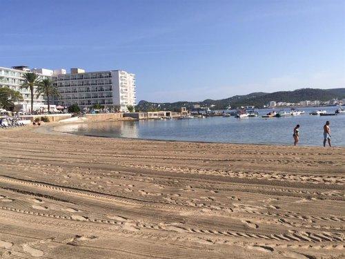 Playa de Punta Xinxó (Ibiza)