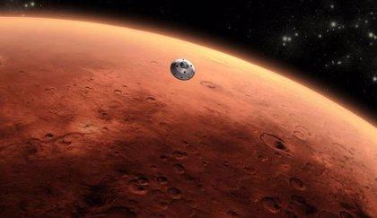 VÍDEO Ir y volver de Marte en seis minutos a la velocidad de la luz