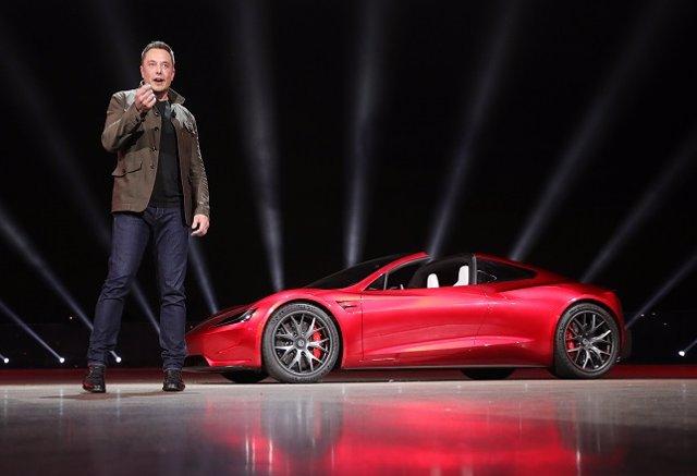 Elon Musk, consejero delegado de Tesla