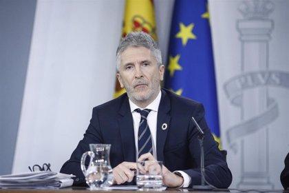 """Marlaska remite al juez nuevas """"notas de seguimientos"""" del plan de Villarejo para sustraer documentación de Bárcenas"""