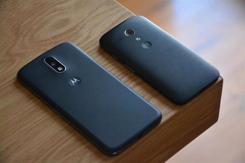 Smartphones Motorola