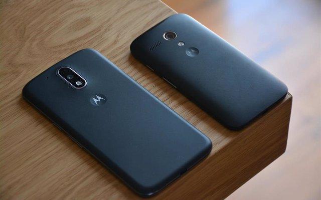 Motorola prepara 4 variantes de su serie Moto G7 con hasta 5.000 mAh de batería