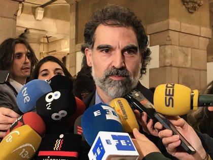 Cuixart pide que el TJUE diga si España vulnera derechos fundamentales antes del juicio al 1-O