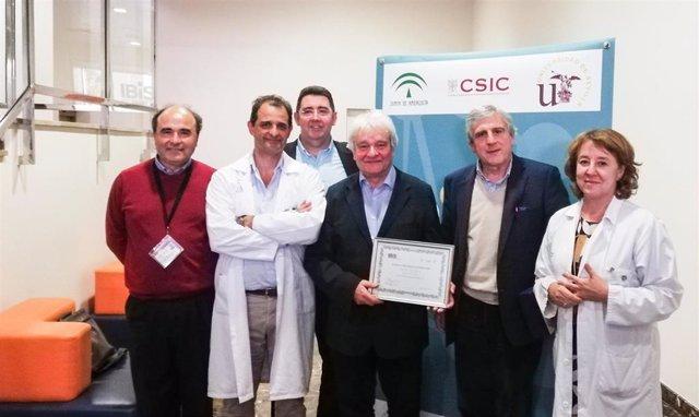 El Premio Nobel de Medicina Paul Nurse visita el IBiS de Sevilla