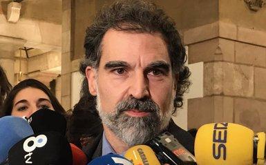 Cuixart demana que el TJUE digui si Espanya vulnera drets fonamentals abans del judici a l'1-O (Europa Press - Archivo)