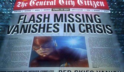 The Flash desaparecerá en Crisis en las Tierras Infinitas, el nuevo crossover del Arrowverso