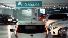Endesa gestionarà 400 punts de recàrrega per a vehicles elèctrics en aparcaments de Saba (SABA - Archivo)