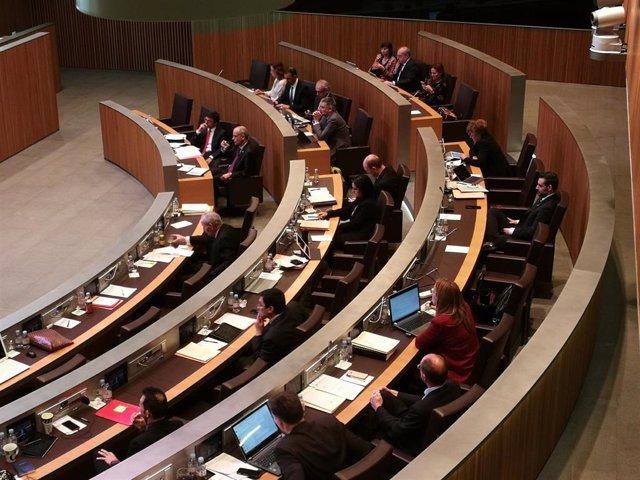 Consell General d'Andorra (parlamento)