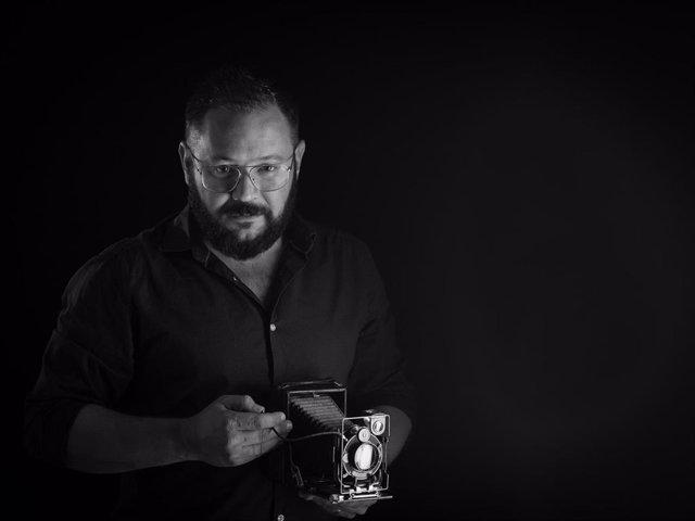 El fotógrafo sevillano Antonio Calle
