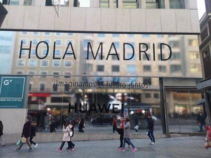 Huawei abrirá en Madrid y Barcelona a mediados de 2019 sus primeras 'flagship' en España