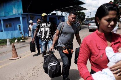 El Gobierno de Bolsonaro prorroga un año la 'Operación Acogida' para los inmigrantes venezolanos en Brasil