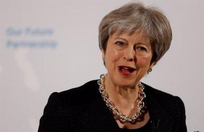 May no cambia sus demandas sobre el Brexit ante la UE pese a la derrota en el Parlamento, según 'The Telegraph'