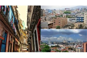 ¿Qué ciudades iberoamericanas celebran importantes acontecimientos en 2019?