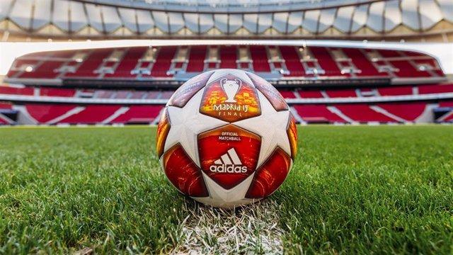 Adidas 'Madrid Finale 19', el balón oficial de la final de la Champions