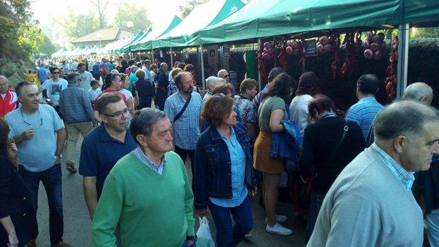 Mercado de Otoño de Valles Pasiegos