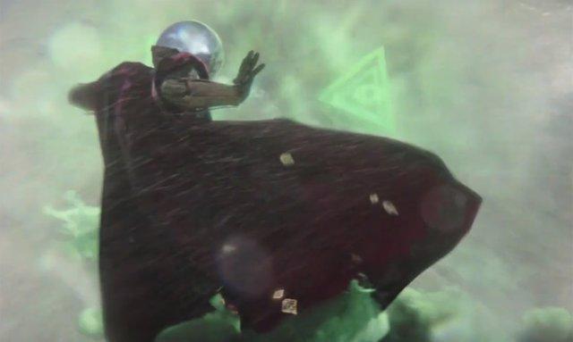 Mysterio en SpiderMan Lejos de casa