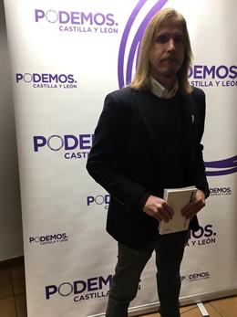 Valladolid.- Fernández, hoy antes de entrar a la Escuela de Municipalismo
